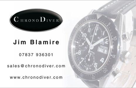 Chrono Diver